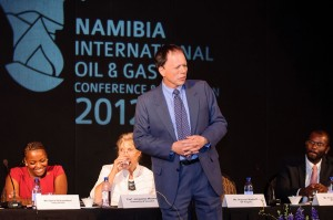 Namibia Oil and Gas Conference 2012-10
